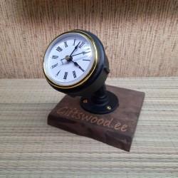 Часы из труб с...