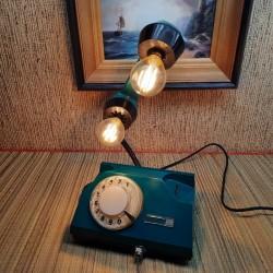 Käsitöö lamp telefon