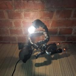 """Toru lamp """"Bikemen""""..."""