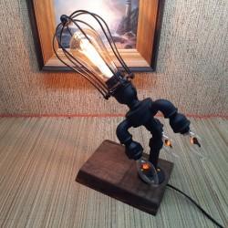 """Toru lamp """"Rakett"""" käsitöö"""