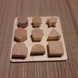 Laste puzzle  personaalse...