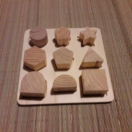 Laste puzzle  personaalse graveeringuga