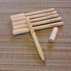 Puidust pastapliiats personaalse graveeringuga