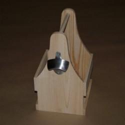 Деревянная коробка для 4...