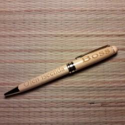 Деревянная ручка с...