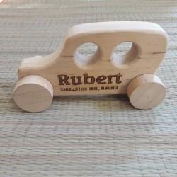 Деревянная машина с...