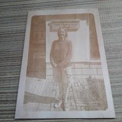 Pürograafia foto puidul alates A5
