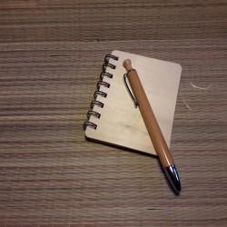 Блокнот и ручька подарочный...