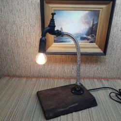 Pipe lamppu